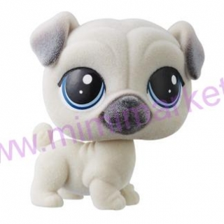 Littlest Pet Shop Mopslík č.128