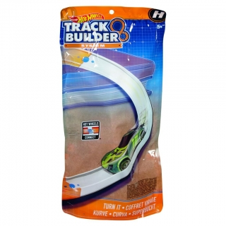 MATTEL Hot Wheels track builder zatáčky