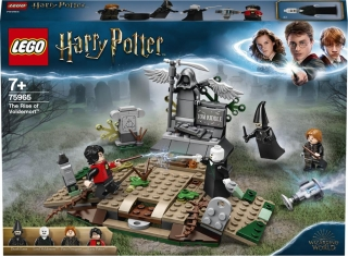 Lego Harry Potter TM Voldemortův návrat™