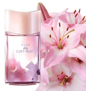 AVON Lily Soft Musk EDT, 50 ml