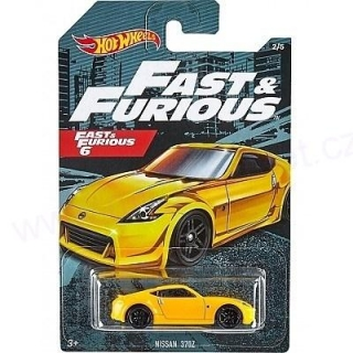 MATTEL Hot Wheels FAST AND FURIOUS - NISSAN 370Z