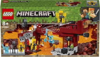 LEGO® Minecraft 21154 Most ohniváků