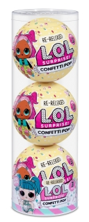 MGA L.O.L. Surprise Konfety série 3-pack RE-RELEASED