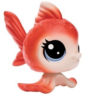 Hasbro Littlest Pet Shop RYBIČKA / REI ANGELFISHER