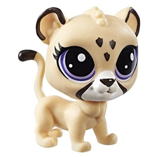 Littlest Pet Shop JAGUÁR / JANE JAMORE