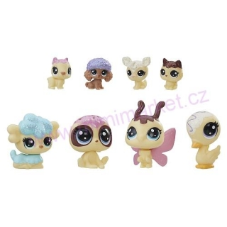 Hasbro Littlest Pet Shop FROSTING FRENZY 8 ks